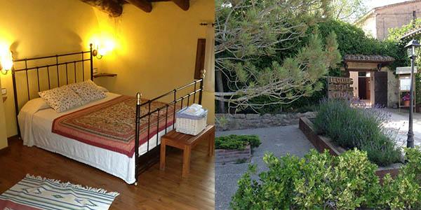 Montserrat alojamiento barato con encanto Celler de la Guàrdia chollo