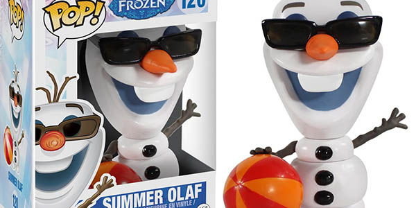 muñeco Funko Olaf Summer oferta