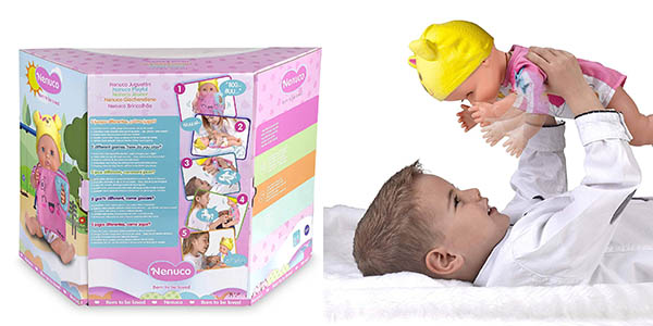 Muñeco Nenuco Juguetón divertido chollo