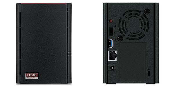 NAS Buffalo LinkStation 520 2-Bay de 8 TB barato