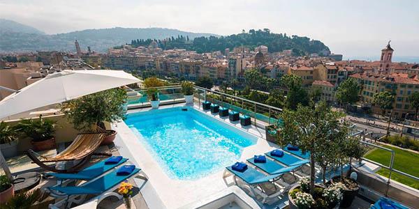 Niza estancia en hotel de 4 estrellas oferta