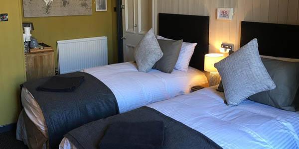 no 57 Residence oferta hotel Edimburgo