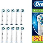Pack Oral-B CrossAction cabezales de recambio baratos en Amazon