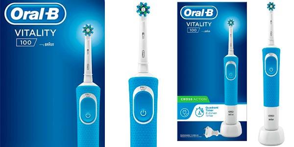 Cepillo de dientes eléctrico Oral B Vitality 100 barato en Amazon