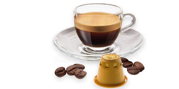 Pack x100 cápsulas de café de Colombia Note D'Espresso de 5,6 gr/ud chollo en Amazon
