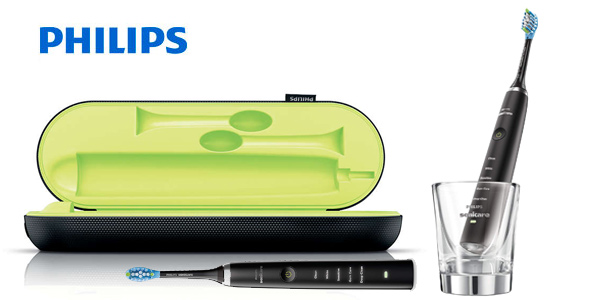 Pack x2 Philips Sonicare DiamondClean HX9354/38 chollo en Amazon