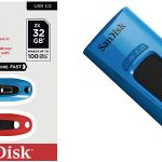 Pack x2 Pendrive SanDisk Ultra de 32 GB USB 3.0