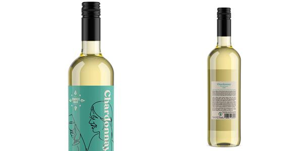 Pack x6 Botellas de Vino Chardonnay Compass Road de 750 ml chollazo en Amazon