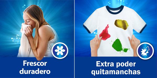 Pack x8 Wipp Express Detergente en Cápsulas (total 96 lavados) chollo en Amazon