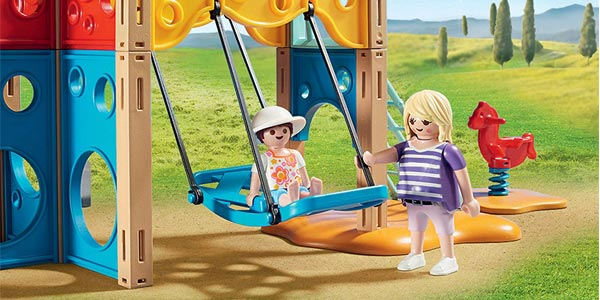 Parque Infantil Playmobil Family Fun (9423) chollazo en Amazon