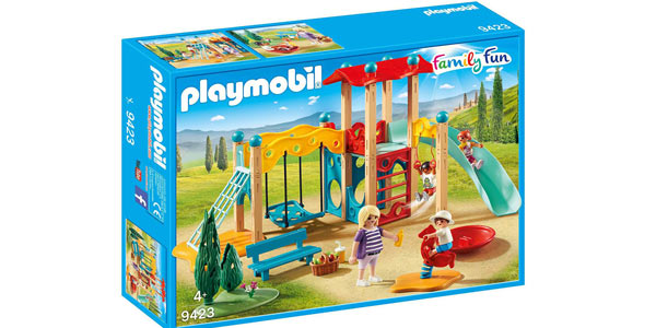 Parque Infantil Playmobil Family Fun (9423) barato en Amazon