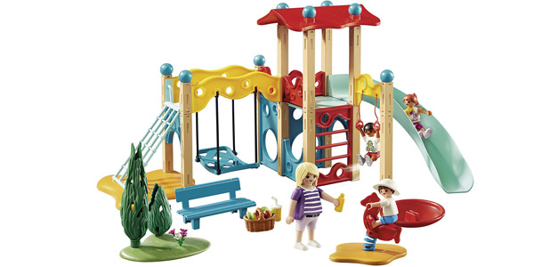 Parque Infantil Playmobil Family Fun (9423) chollo en Amazon
