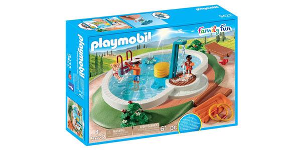 Playmobil Family Fun Piscina con Bomba de Agua para la Ducha barato en Amazon