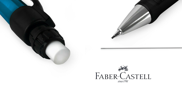 Portaminas Faber-Castell Grip Plus130735 chollo en Amazon