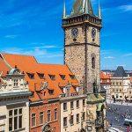 Praga escapada barata invierno
