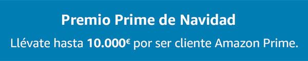 Amazon Premio Prime Navidad