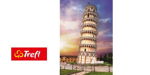 Puzle 1000 piezas Torre de Pisa (10441) chollazo en Amazon