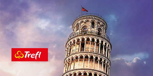 Puzle 1000 piezas Torre de Pisa (10441) chollo en Amazon
