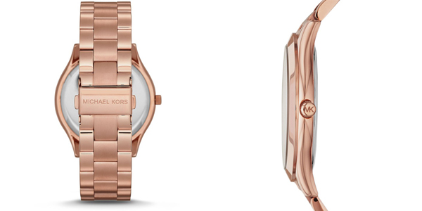 Reloj de mujer Michael Kors MK3197 Runway oro rosa chollazo en Amazon
