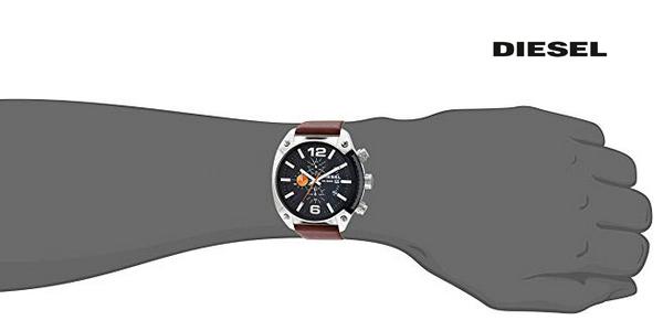 Reloj Cronógrafo Diesel Overflow DZ4204 chollo en Amazon