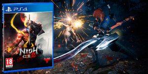 Reserva Nioh 2 para PS4 al mejor precio