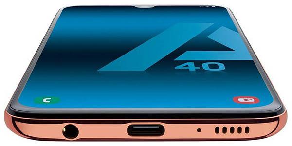 Smartphone Samsung Galaxy A40 barato