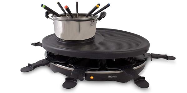 Suntec Wellness RAC-8458 raclette-Fondue barata en Amazon