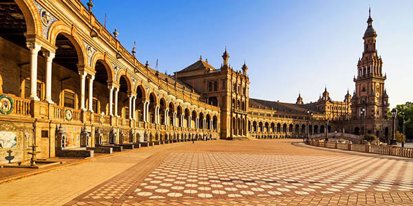 Sevilla escapada barata con alojamiento bien ubicado