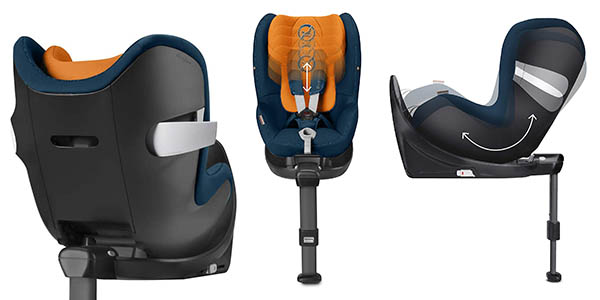 silla para bebés para el coche Cybex Sirona M2 i-Size chollo