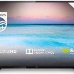 """Smart TV Philips 65PUS6504/12 UHD 4K de 65"""" HDR"""