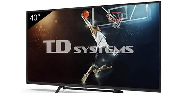 "Smart TV TD Systems K40DLX11FS Full HD de 40"" barato"