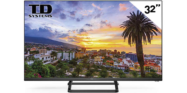 Smart TV TD Systems K32DLX9HS de 32""