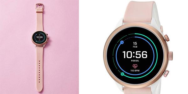 Smartwatch Fossil FTW6022 para mujer barato en Amazon