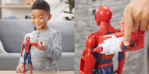 Spider-Man Titan Fx Power 2 barato