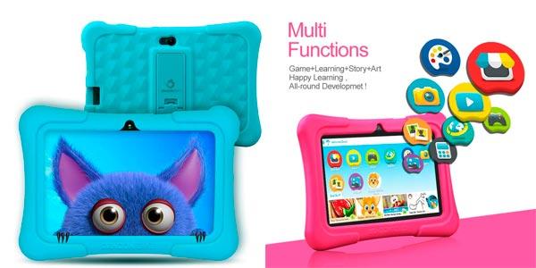 Tablet infantil Dragon Touch Y88X Pro barata en Amazon