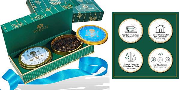Vahdam Duo tea master barato
