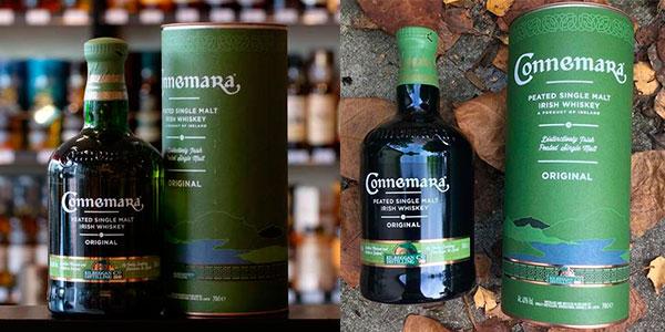 Whisky Connemara Peated Single Malt de 700 ml barato