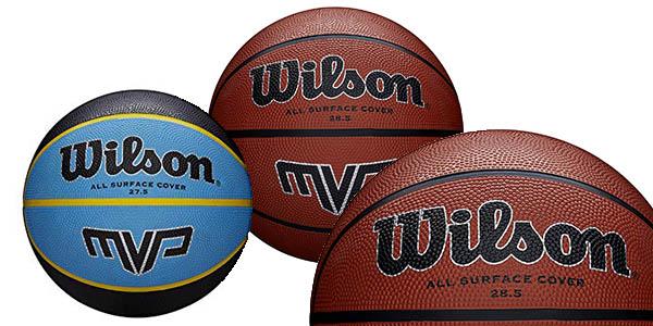 Wilson bola de básquet para niños oferta