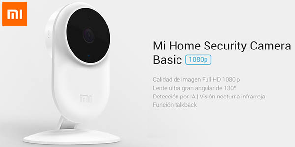 Xiaomi Mi Home Security Camera