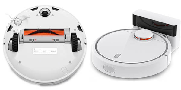 Aspirador inteligente Xiaomi Mi Vacuum