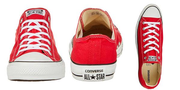 Zapatillas Converse chuck Taylor All Star OX en oferta en Amazon