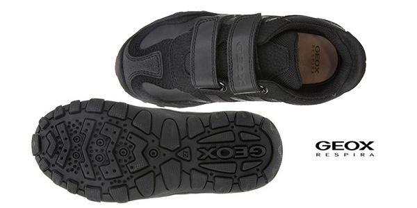 Zapatillas deportivas Geox J Crush M para niños chollo en Amazon