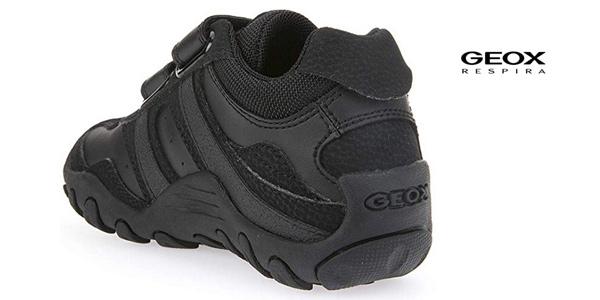 Zapatillas deportivas Geox J Crush M para niños chollazo en Amazon