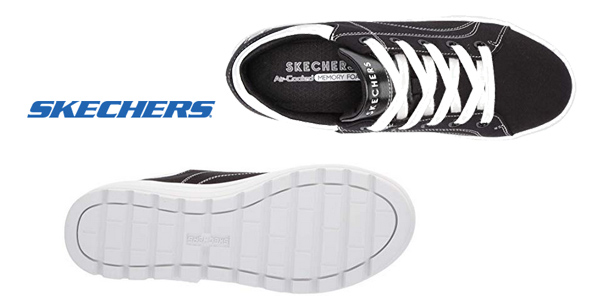 Zapatillas deportivas Skechers Street Cleat-Bring It Back para mujer chollo en Amazon