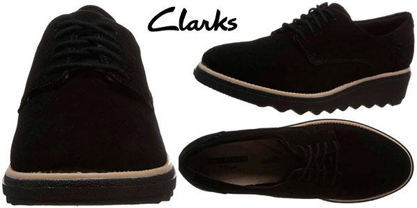 Zapatos Clarks Sharon Noel para mujer baratos