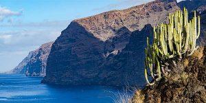 Acantilados de los Gigantes Tenerife vacaciones barata