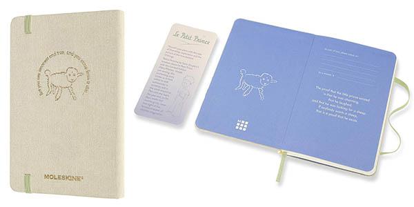 agenda Moleskine diseño El Principito chollo