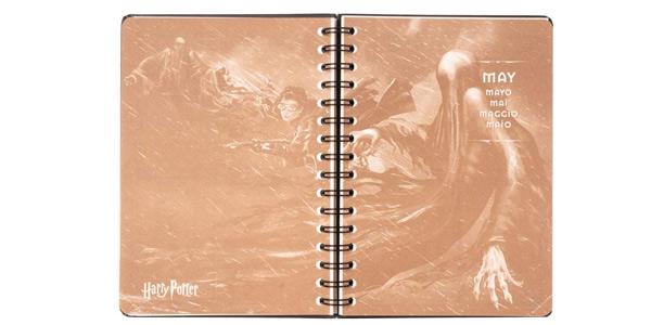 Agenda Vista Semanal 2020 Harry Potter de Grupo Erik chollazo en Amazon
