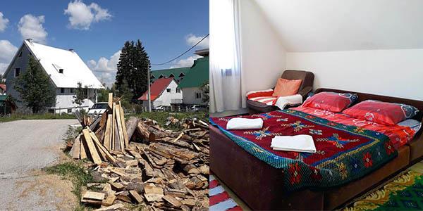 alojamientos baratos en Durmitor Montenegro