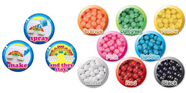 Aquabeads Solid Bead pack de recambios chollo